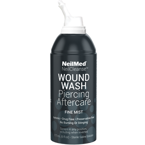 NeilMed Wound Wash (piercing aftercare)