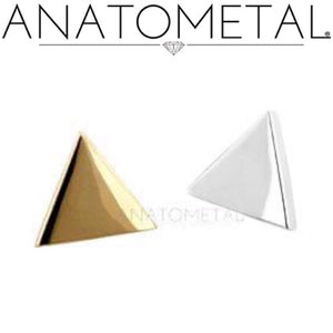 Triangle (18k) -PUSH FIT-