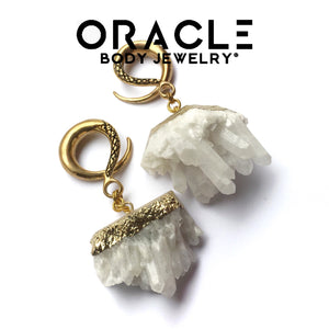Gold Plated Quartz Crystals