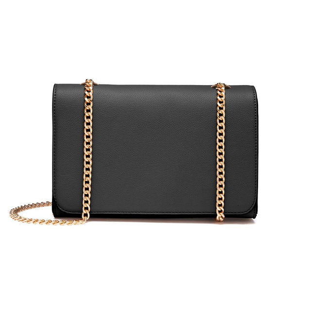 Mila Small Cross Body Black