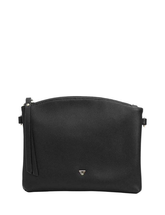 Virginia  Cross body Black