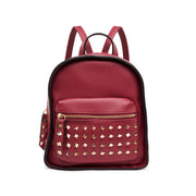 Taylor Mini Backpack Red