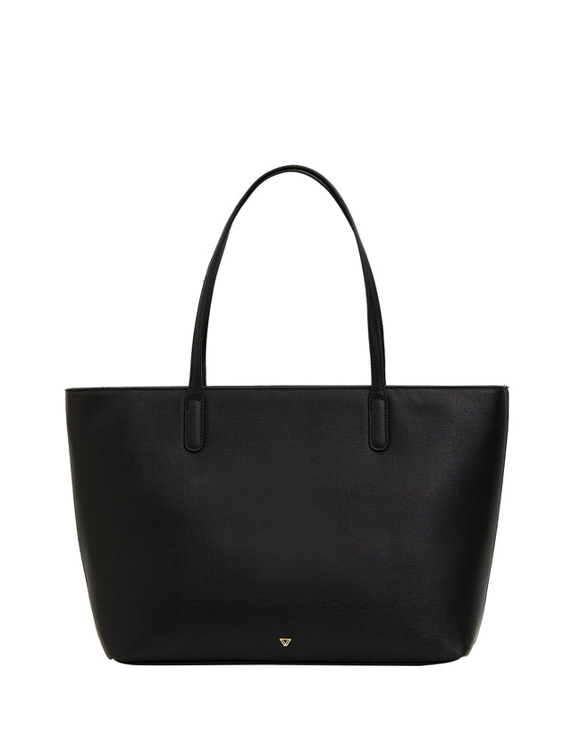 Belfast Medium Tote Black