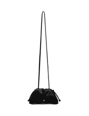 Doris Soft Clutch Black