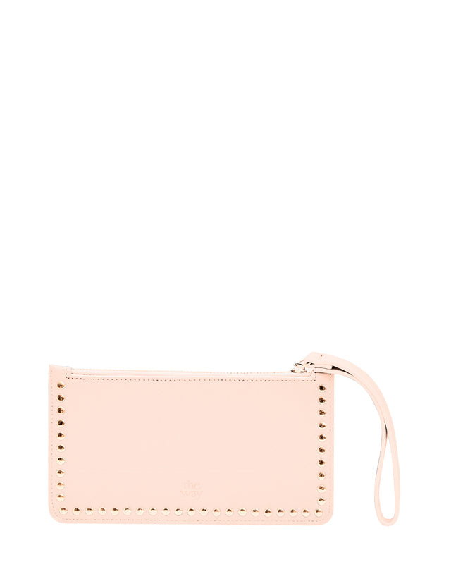 Lucy Zip Purse Pink