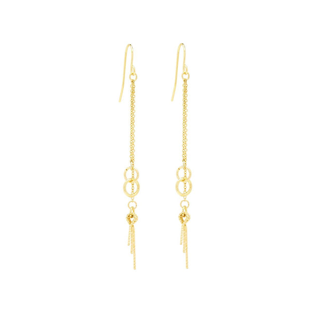 Annalise Drop Earring Gold