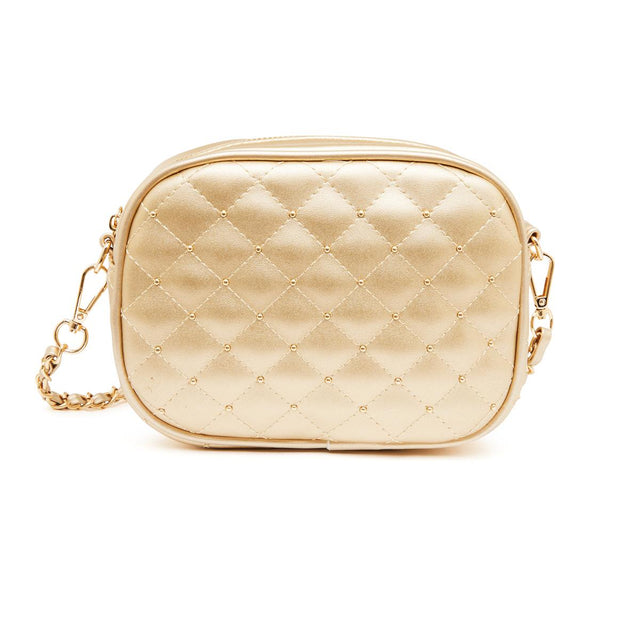 Sonia Evening Purse Gold