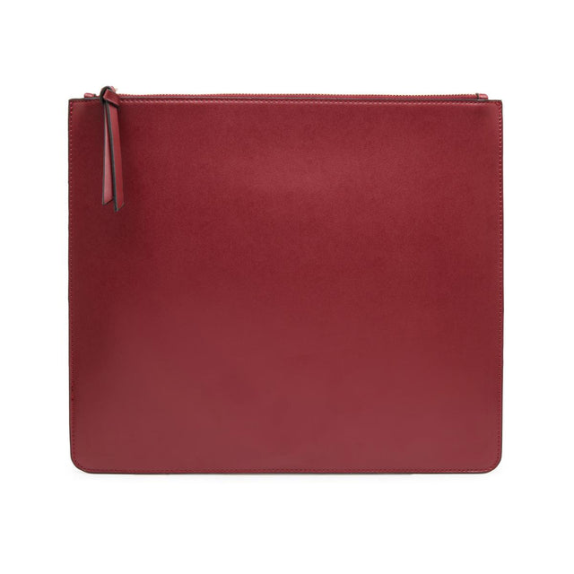 Nica Large Slim Purse Berry