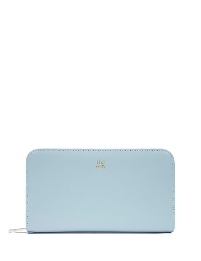Gigi Continental Wallet Blue