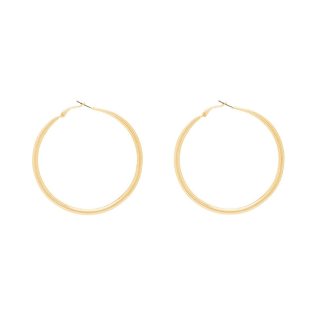 Kai Large Hoop Gold