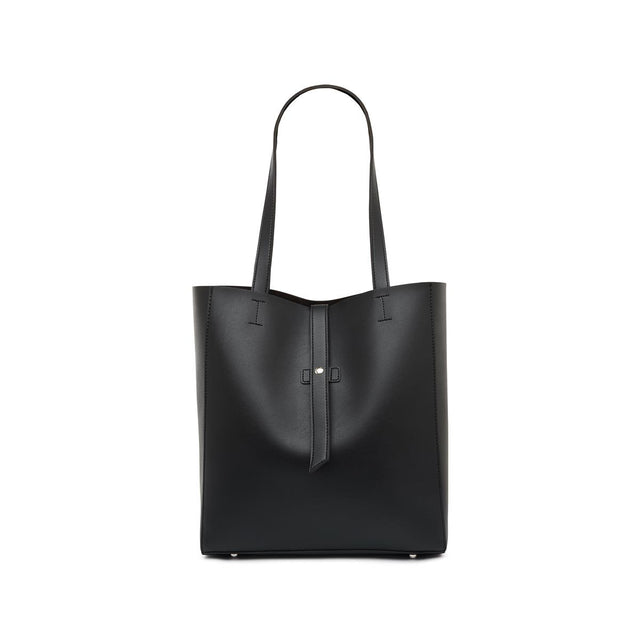 Ava Large Tote Black