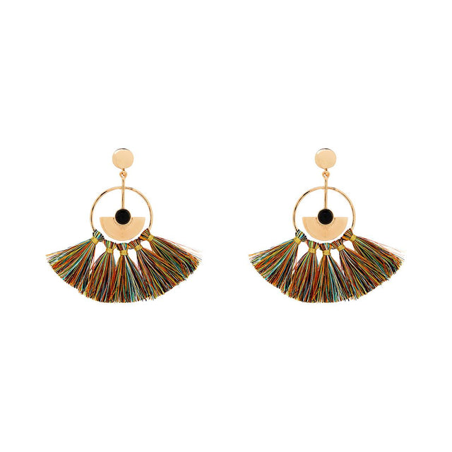 Mabel Drop Earring Multi