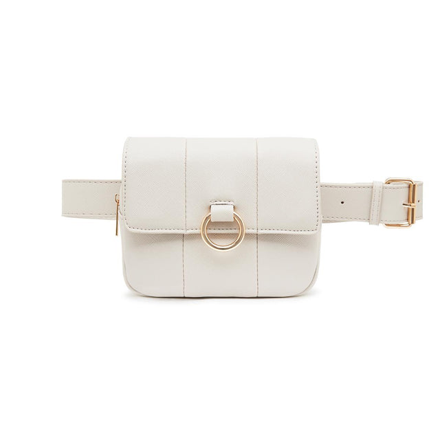 Elise Small Belt Bag Grey