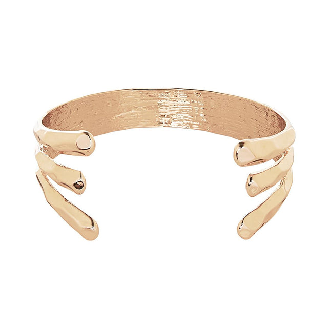 Renee Cage Cuff Gold