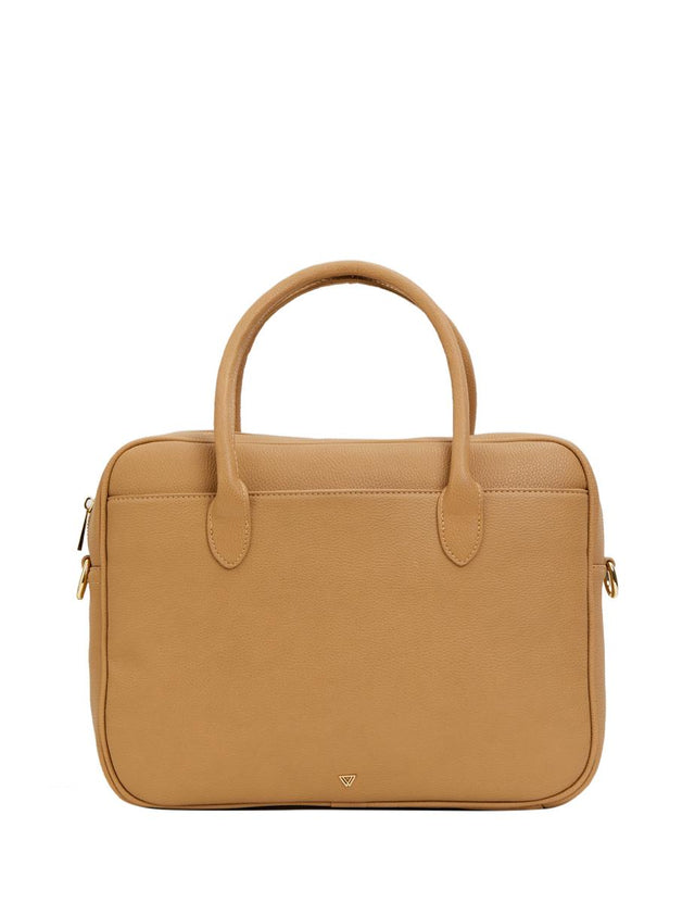 Tia Satchel Tech Tan