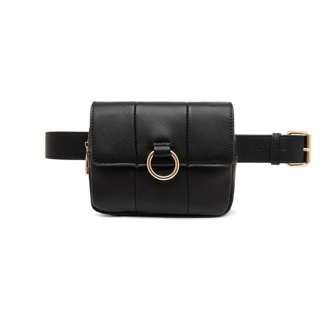 Elise Small Belt Bag Black