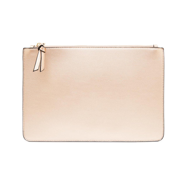 Nica Medium Slim Purse Rose Gold