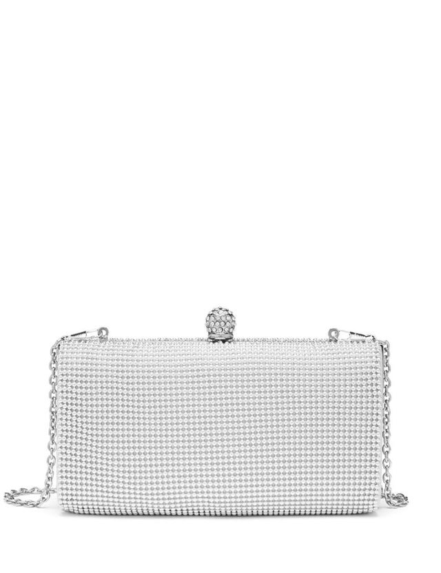 Mary Evening Clutch Silver