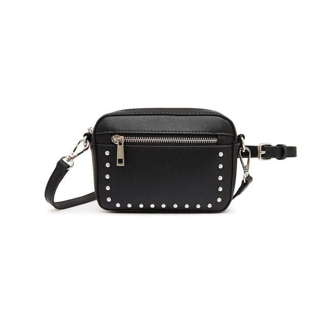 Elia Small Belt Bag Black