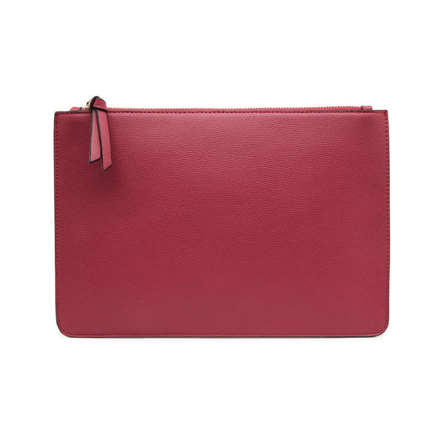 Nica Medium Slim Purse Berry