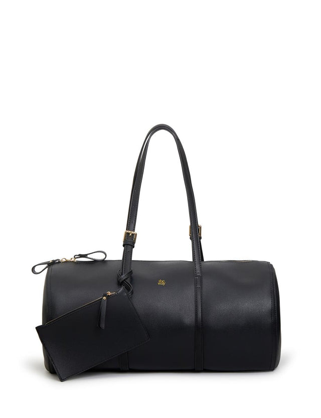 Lota Barrel Weekender Black