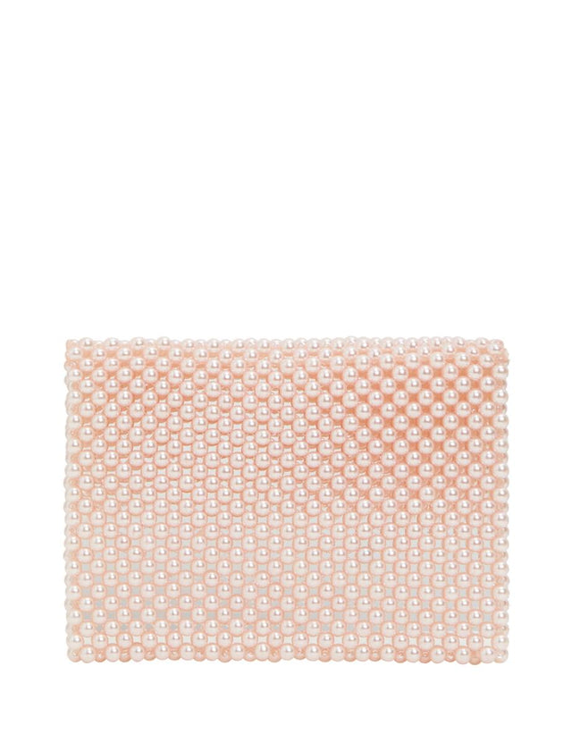 Donna Bead Cross body PInk