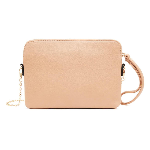 Kendall Zip Purse Tan