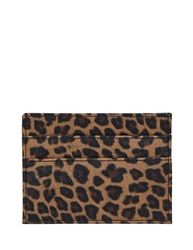 Carly Mini Wallet Brown