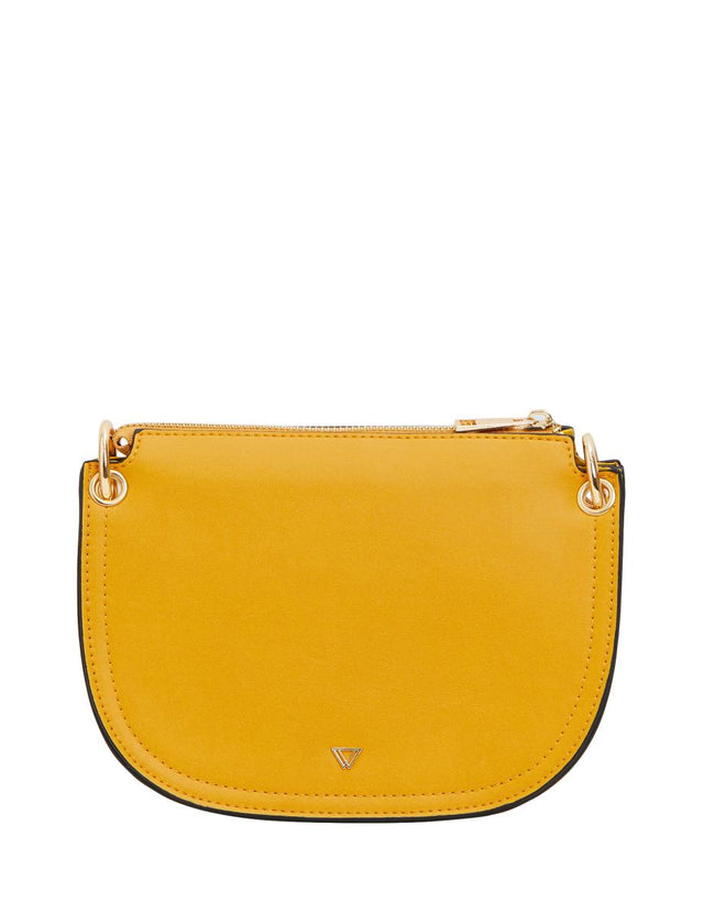 Copenhagen Saddle Cross Body Mustard