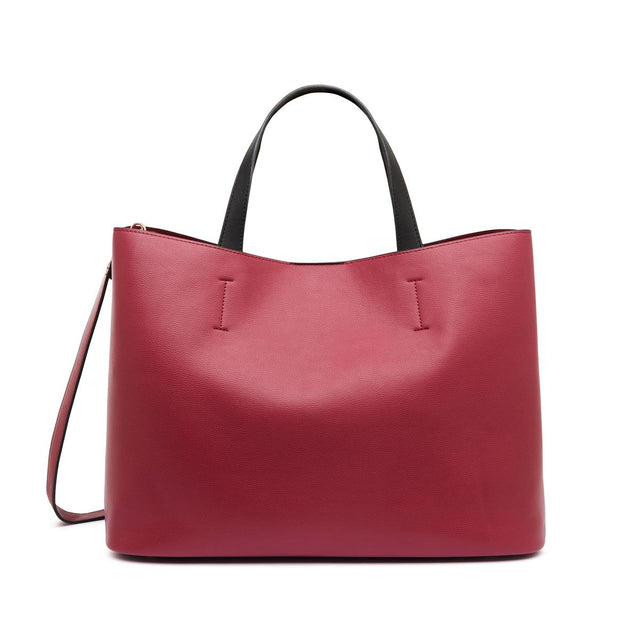 Layla Large Tote Berry