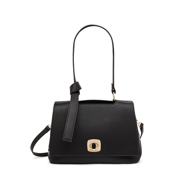 Georgia Small Handbag Black