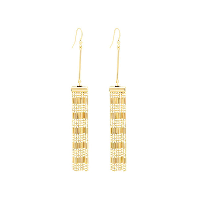 Eve Drop Earring Gold