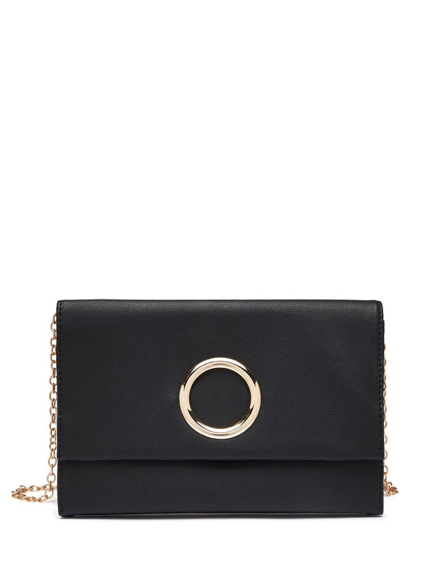 Ruby Soft Clutch Black