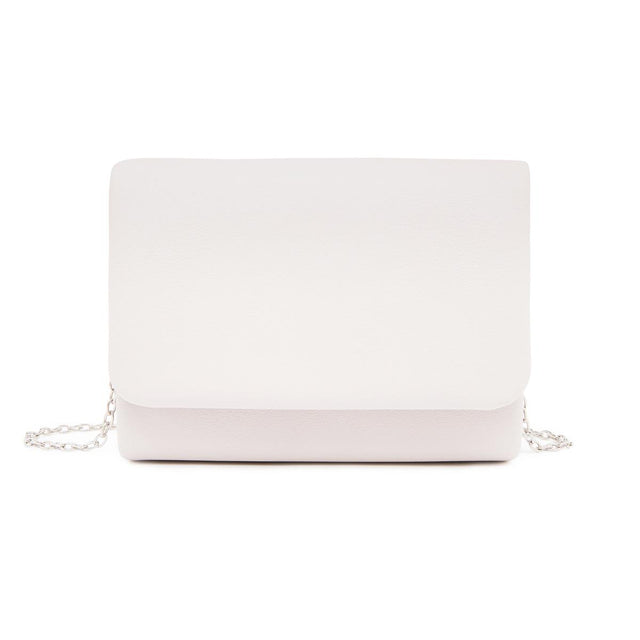Abby Soft Clutch Beige