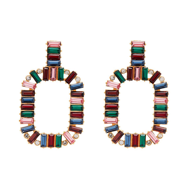 Rosalie Drop Earring Multi