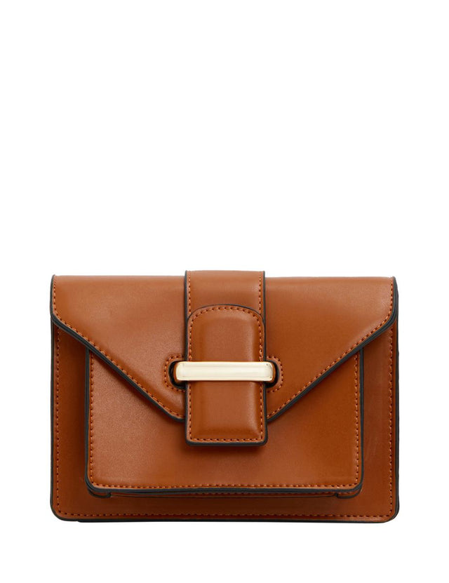 Amy Small Cross Body Tan