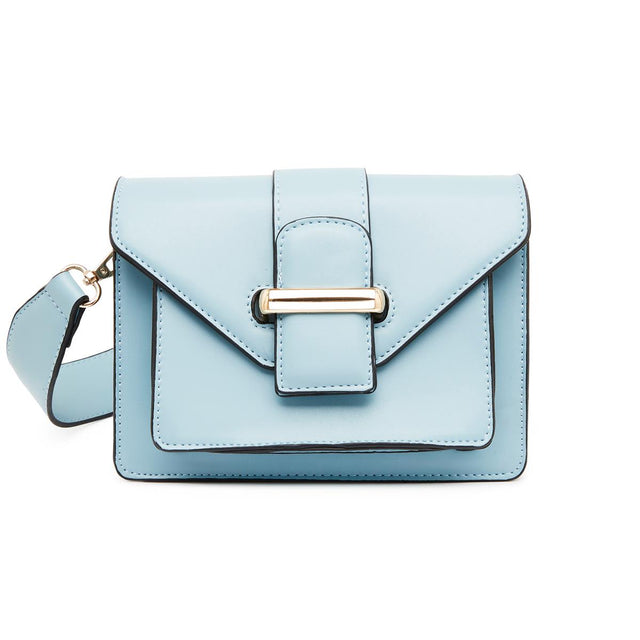 Amy Small Crossbody Bag - Blue