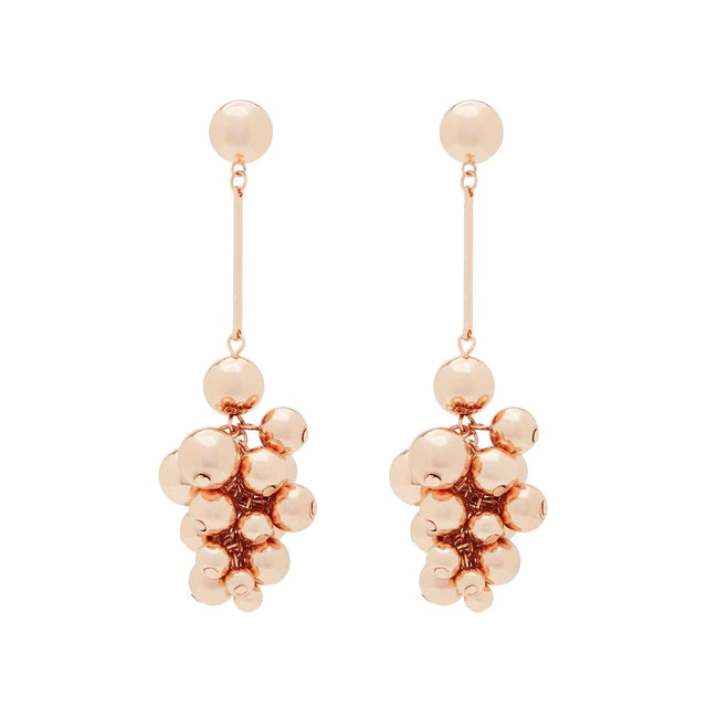 Ainsley Bead Drop Rose Gold