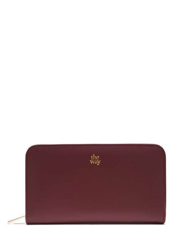 Gigi Continental Wallet Berry