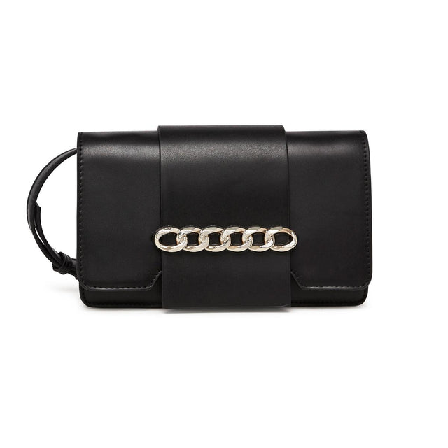 Morgan Cross Body Clutch Black