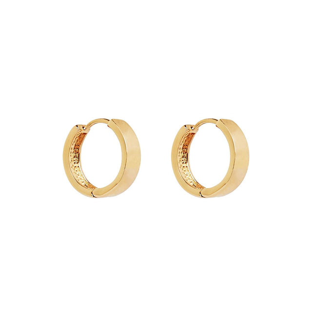 Remi Small Hoop Gold