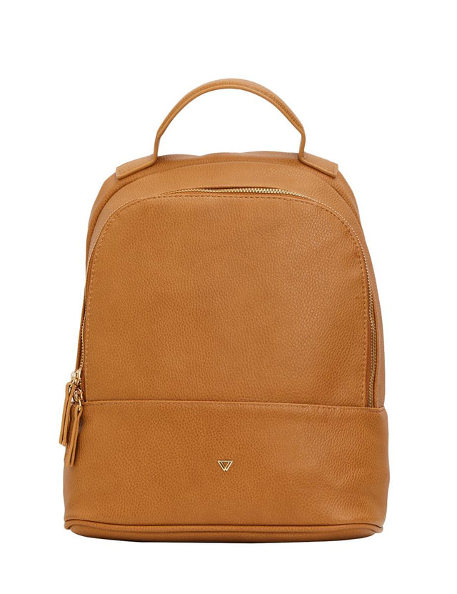 Athens Medium Backpack Camel