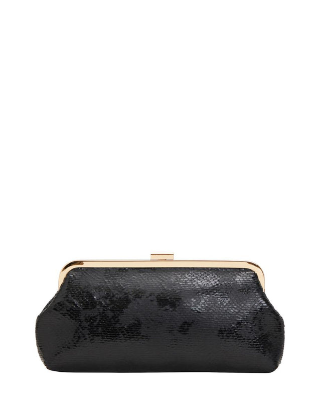 Madrid Clutch Black