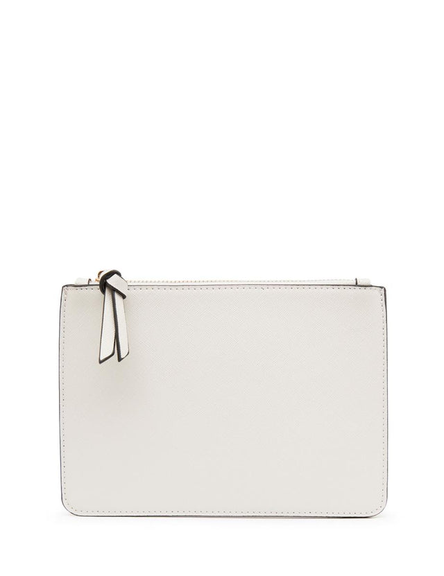 Nica Small Slim Purse Grey