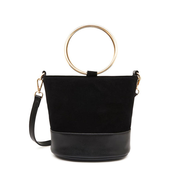 Juliet Ring Bucket Black