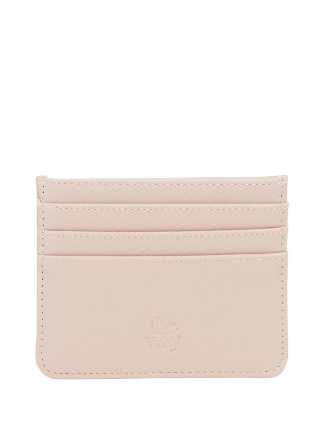 Leigh Mini Wallet Pink