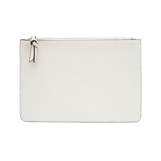 Nica Medium Slim Purse Grey