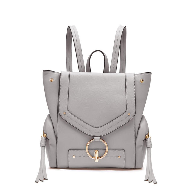 Martine Medium Backpack Grey
