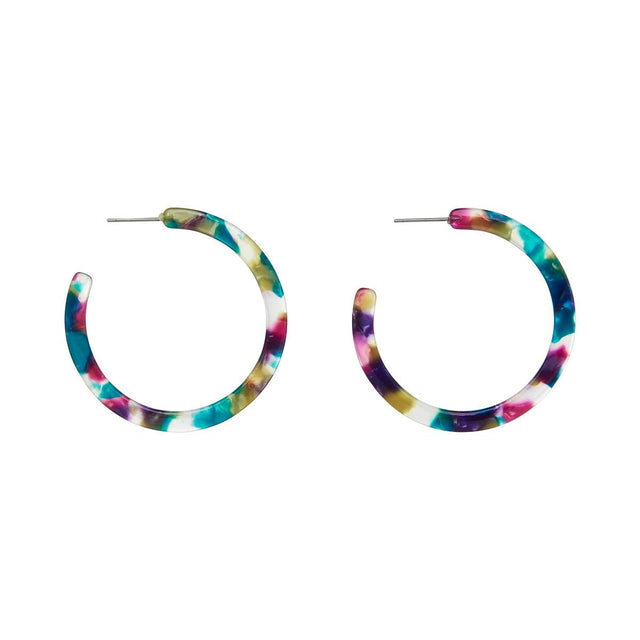Joy Acryllic Hoop Multi