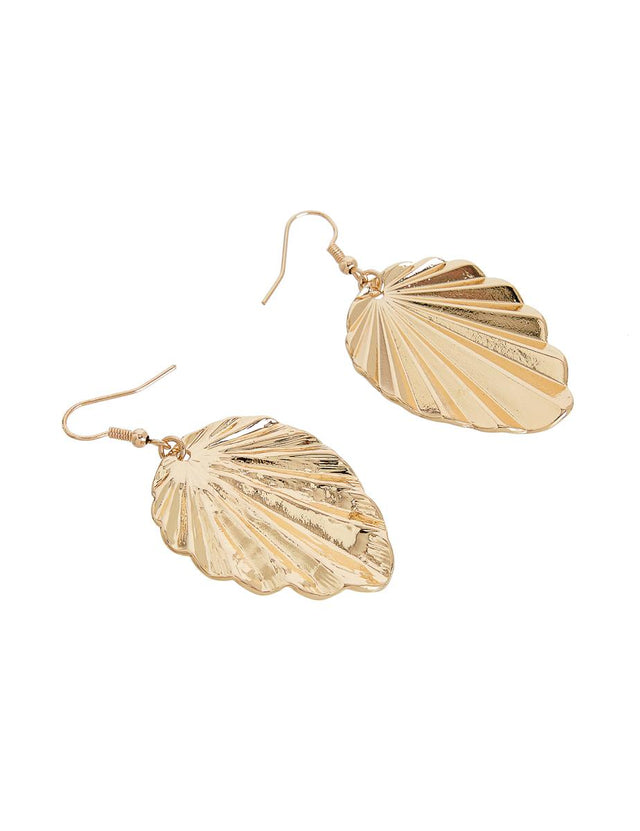 Agra Leaf Drop Gold